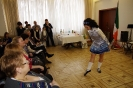 Танцы в посольстве Ирландии, декабрь 2011-январь 2012