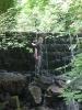 Саша и водопад