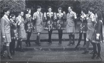 Ирландские групповые танцы - кейли