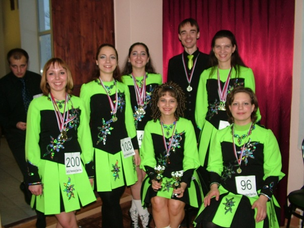Ирландские танцы в Воронеже